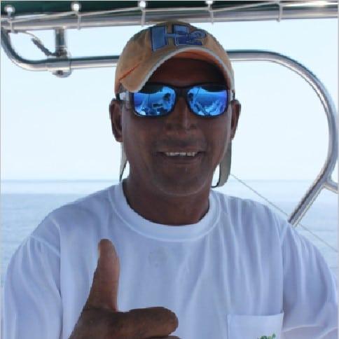 Good Day Sportfishing Charter, Quepos: Captain Manuel
