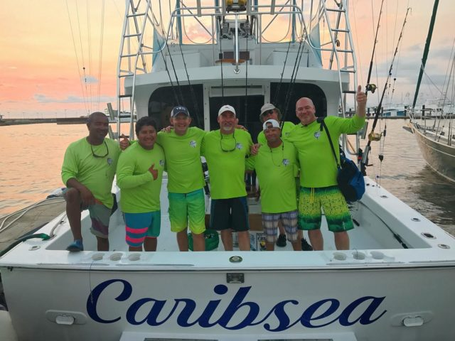 Our fleet of Quepos of affiliate fishing charters features a wide range of boats, specifically designed for offshore, inshore and overnight fishing trips to the seamounts. Depending on the fish you want to target, and the experience you're looking for, we'll find a perfect match for you🎣🛥 #caribseasportfishing #sportfishing #flyfishing #fishingtrip