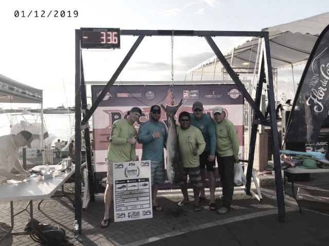 This weekend Caribsea had the pleasure of participating in the 2020 PELAGIC ROCK STAR OFFSHORE TOURNAMENT!!! We will soon share news and images of the 2020 tournament!  #caribseasportfishing #sportfishing #flyfishing #fishingtournament